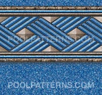 miliana pool vinyl design